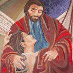 A misericórdia de Deus nos abraça
