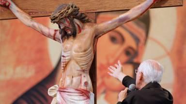 Clame pelo Sangue de Jesus