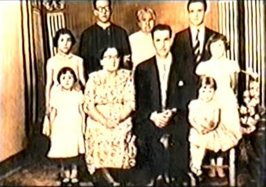 Família de monsenhor Jonas
