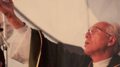 Canção Nova celebra Batismo no Espírito Santo de Monsenhor Jonas Abib