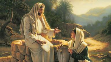 Jesus nos chama a sermos íntimos d'Ele