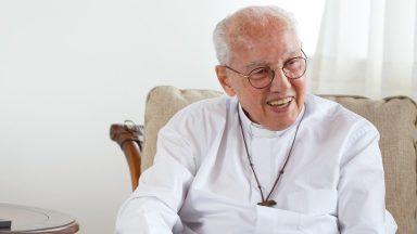 No mês dedicado às vocações, conheça a trajetória do Monsenhor Jonas Abib