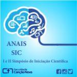 ANAIS - I e II SIMPÓSIO DE INICIAÇÃO CIENTÍFICA