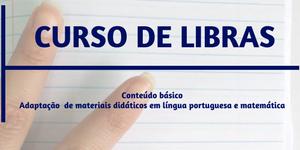 CURSO DE EXTENSÃO - LIBRAS (II/2017)