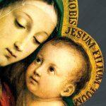 A imagem milagrosa de Nossa Senhora do Bom Conselho