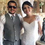 Casal concretiza união matrimonial no dia 13 de maio em devoção a Virgem de Fátima
