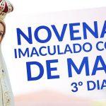 Novena ao Imaculado Coração de Maria - 3º dia