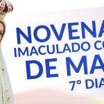 Novena ao Imaculado Coração de Maria - 7º dia