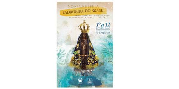 Livro 'Novena e Festa da Padroeira do Brasil 2017'