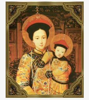 Papa pede à Maria que interceda pela unidade da Igreja na China