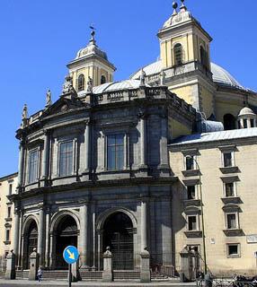 Igreja São Francisco em Madrid