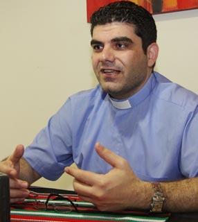 Padre Rateb Massis