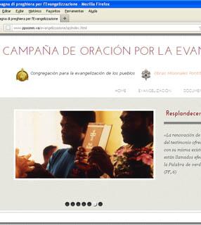 Congregação vaticana promove campanha de oração pela evangelização