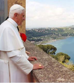 Bento XVI dá dicas para viver bem as férias