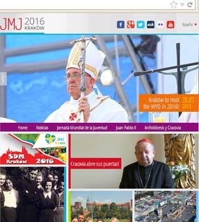 JMJ 2016 em Cracóvia já tem site